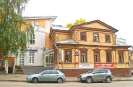 Здание центра со стороны ул.Алексеевской