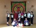 Выпускники курса повышения квалицикации для инструкторов йоги, раздел