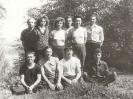 Первый выпуск димломированных инструкторов Заочной школы нетрадиционных методов оздоровления, 1989-1992