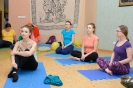Участники образовательной программы ЙОГА ЛАМ - Yoga Vidya