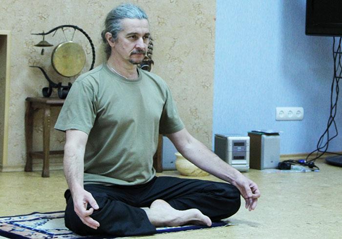 Шанти йога с китайскими мастерами